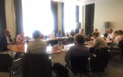 ALDREN building passport was discussed at the Global Alliance for Buildings and Construction consultation workshop in London