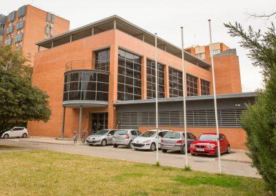 IVE – VALENCIA INSTITUTE OF BUILDING (Spain)