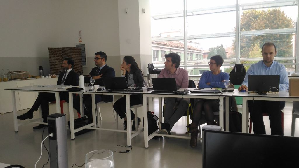 ALDREN meetings with relevant key actors in Italy