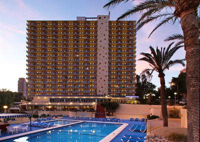 HOTEL POSEIDON PLAYA (Spain)