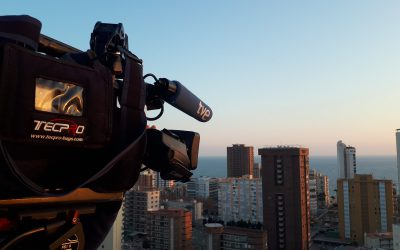 The ALDREN project on television … lights, camera, action!