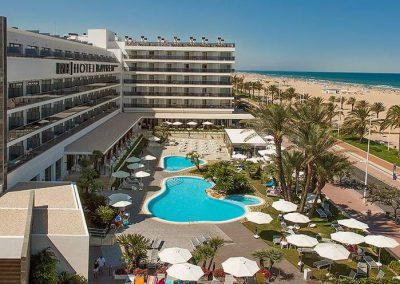 HOTEL RH BAYREN & SPA (SPAIN)