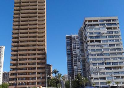HOTEL LES DUNES COMODORO (SPAIN)