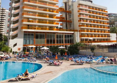 HOTEL DYNASTIC (SPAIN)