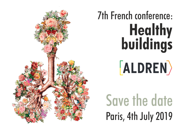 7th French conference on healthy buildings