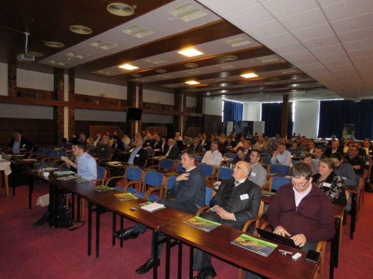 "Conference ""Smart solutions to efficient energy management"" in Slovakia"