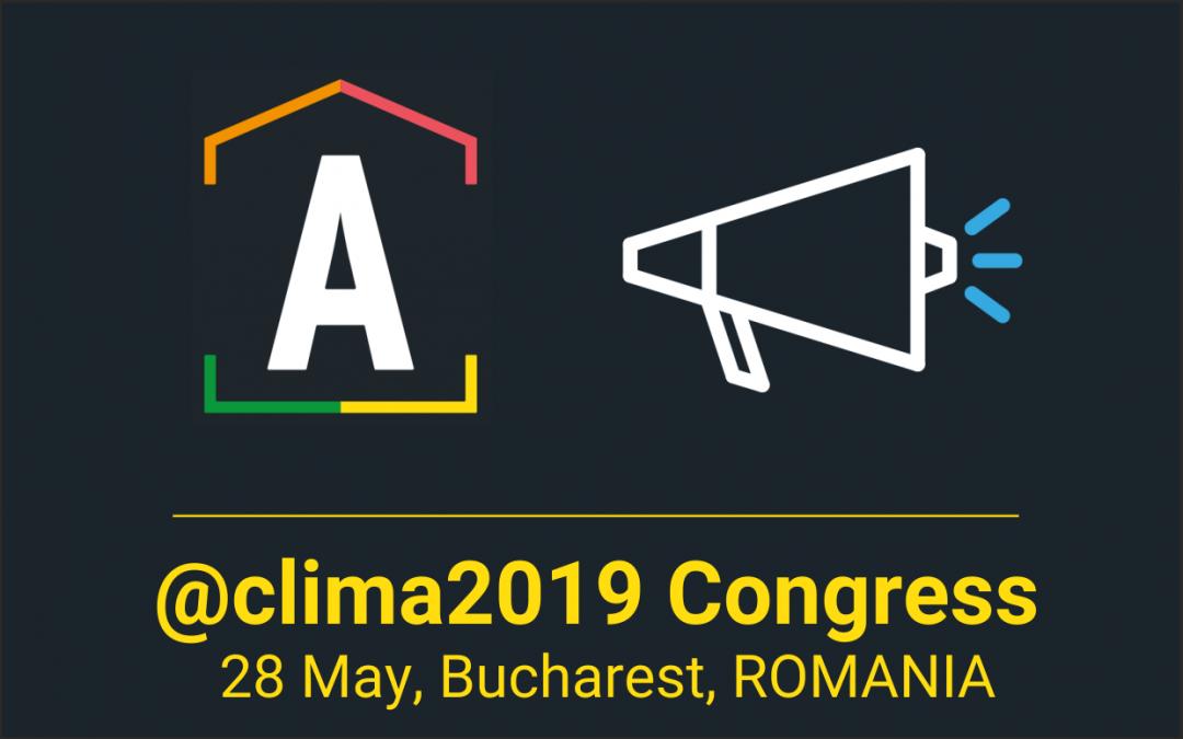 Join ALDREN at CLIMA 2019 Congress