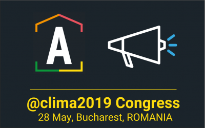 Join ALDREN at CLIMA 2019 Congress
