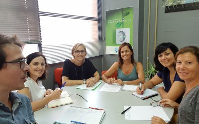 """Meeting to look for synergies between the existing """"BES Office"""" certification and the ALDREN methodology"""