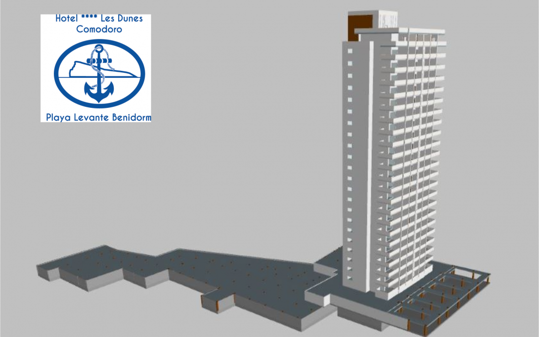 ALDREN implements its methodology on Les Dunes Comodoro Hotel