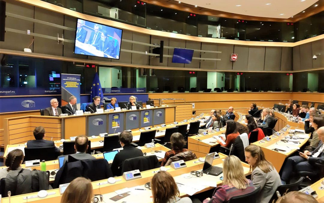 The ALDREN event in the EU parliament: Make the EU Green Deal implementation more efficient
