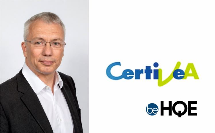 Interview: Patrick Nossent, President of Certivéa